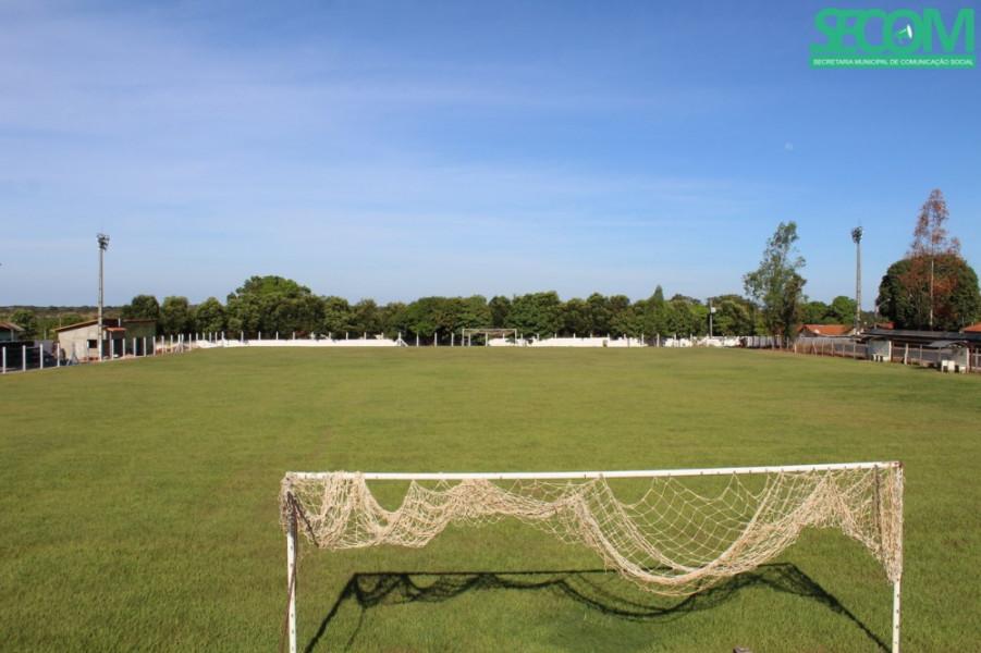 Reforma Campo de Futebol