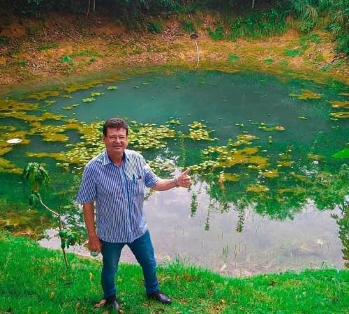 Visita do prefeito Jarbas Ribeiro